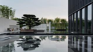 HUALUXE Xi'an Hi-Tech Zone by Cheng Chung Design (CCD HK)