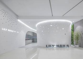 Lily Nails - Nail and Eyelash Salon by Arch Studio, Beijing