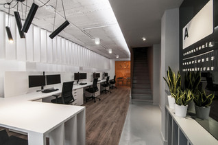 Offices Interior Design Project - ACCURATE SYSTEMS by Vitale