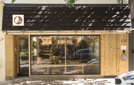 Kotori Restaurant project signed by Coletivo de Arquitetos (Brazil)