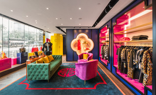 Stefano Tordiglione Design Completed New Shanghai Tang with Seamless Execution