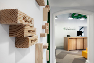 SiteGround Office Space by Cache Atelier - Madrid