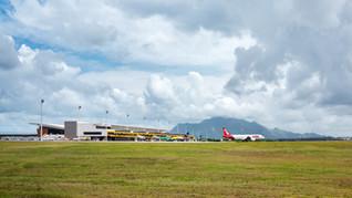 New International Airport of Vitória (Brazil) by BACCO Arquitetos