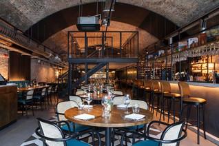 Cinnamon Kitchen by DesignLSM, Battersea