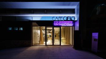 Sono Felice CAFÉ CIELO By Design Bono, Seoul - Korea
