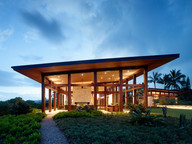 Kalihiwai Pavilion by Walker Warner Architects