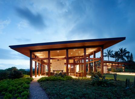 Kalihiwai Pavilion by Walker Warner Architects