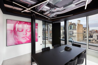 Sports Direct's new London Offices by PENSON