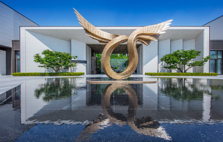 Longfor Sapphire Time by Zhongyu Landscape Design