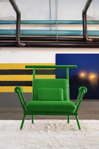 PK6 and PK7 Chair and Sofa by Studio Paulo Kobylka, Brazil