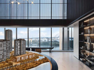 The Master: Luxury Residence by the Pearl River / Guangzhou