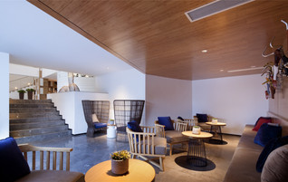 Shenzhen Seven-Star Bay Yacht Club - White Sail Hotel by Shenzhen Rongor Design & Consultant Co,