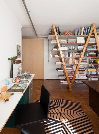 Apartment Itu by SuperLimão Studio, Brazil