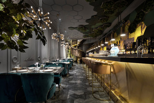 Attractive Party Central, JASON Delicacy Without Boundaries by CUN Design, Beijing