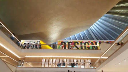 Visiting The Design Museum in London