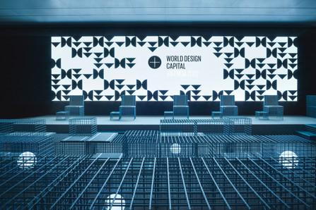 Clap Studio creates The Sea, a hyper-functional space for World Design Capital Valencia 2022