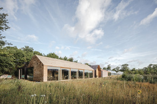 """BIG designs Noma restaurant's new """"garden village"""" home in Copenhagen"""