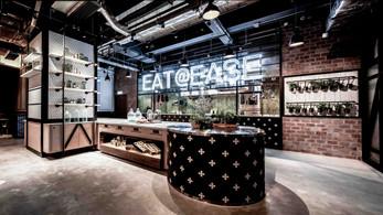 Eat @ Ease by ARTTA Concept Studio, Hong Kong