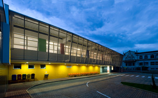 Elementary School Dom Bosquinho by Shieh Arquitetos Associados