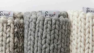 Hygge Indian Carpet by Sukhi
