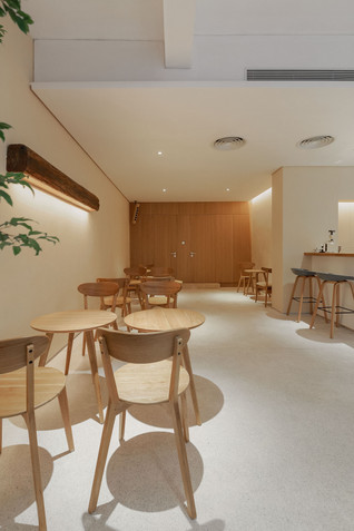 A breathing cake shop by BloomDesign,  Shenzhen - China