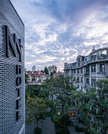 Music Moment modern…Blackstone: M+ hotel, Shanghai by HuangQuan