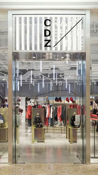CDZ collection store by A3 VISION, Taiyuan - China