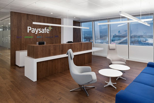 Paysafe Office by Cache Atelier in Sofia.