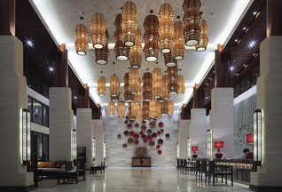 Guangxi Silkgarden Resort and Spa by Shenzhen Rongor Design & Consultant, China