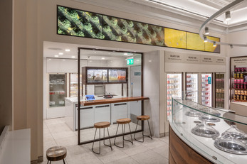 JHP's GROM Gelato Flagship in London