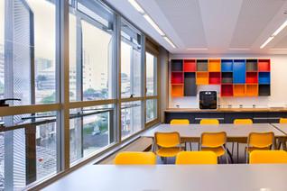 Bradesco Foundation High School by Shieh Arquitetos, Brazil