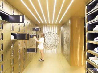 24 Kilates Shop by External Reference Architects, Bangkok