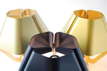 Hexa table lamp by Bas Vellekoop