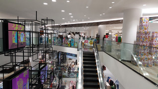 My visit to Siam Discovery in Bangkok, Thailand