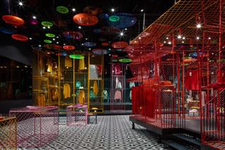 JOOOS Fitting Room by X+Living, Hangzhou - China