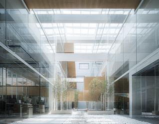 Dave and Bella's Headquarters by LYCS Architecture, Hangzhou