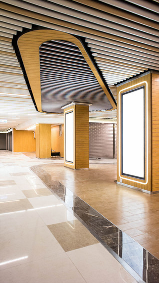 Mei Foo Plaza by ARTTA Concept Studio, Hong Kong