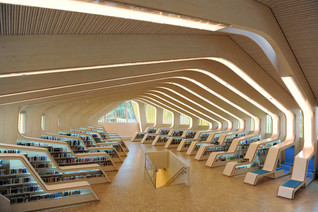 10 Beautiful Modern Libraries in the world for bookworm!