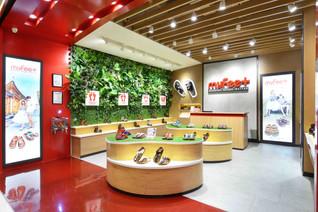 My Feet Store at Gandaria City Mall by Metaphor Interior, Jakarta - Indonesia