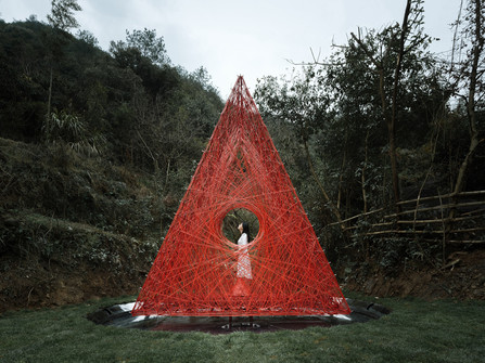 Shrine of Whatslove by Wutopia Lab