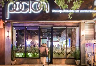 Poción restaurant by studioBIG, New York