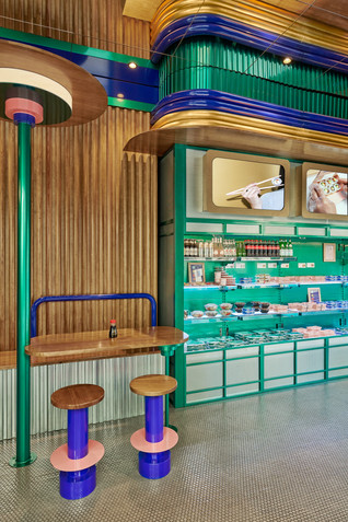 Kento Shop by Masquespacio