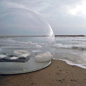 Transparent Bubble Tent