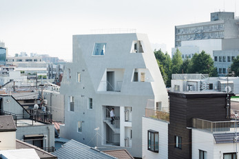 Kitasenzoku Apartment, a University Residence in Tokyo