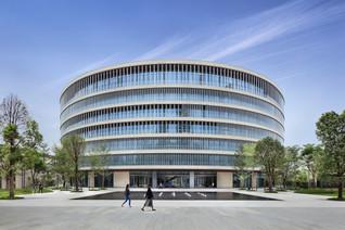 vivo Headquarters in Dongguan by Cheng Chung Design (HK)