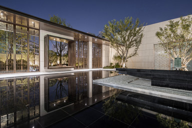 Lianfa Jade Mansion in Hangzhou by GND Landscape