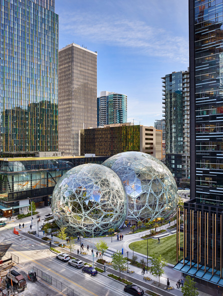 Understory at The Spheres by Graham Baba Architects