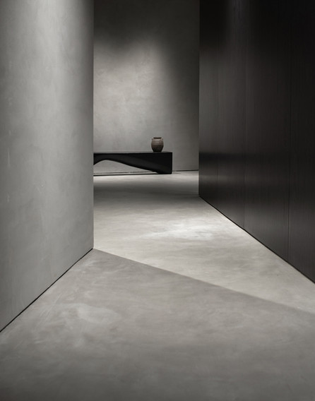 Physical Geometry Exhibition Hall by JST ARCHITECTURE