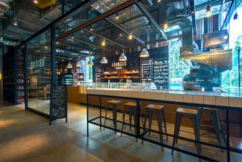 Sourced Grocers by Whitespace, Bangkok