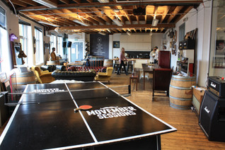 The Movember Foundation office by CCWS Interiors, London